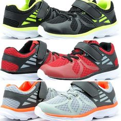 Dream Pairs sneakers for boys are available in a variety of colors that let him show off his sporty style!