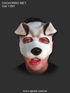 Cachorro - Meia Máscara
