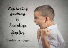 Explosief gedrag en executieve functies Coaching, Executive Functioning, Occupational Therapy, Social Work, Adhd, Trauma, Spelling, Behavior, Psychology