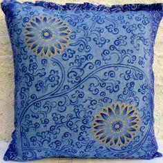 Designers Guild Cobalt Pillow Coussin Cushion
