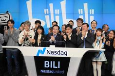 With IPO momentum holding strong so far this year, we were very pleased to recently welcome two notable China-based companies to the Nasdaq Stock Market: technology-based entertainment giant iQIYI and online video streaming provider Bilibili. Notably, iQIYI's IPO is the second largest IPO from China on a U.S. market in well over a decade.
