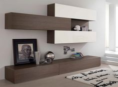 Wall Unit Logika LK13 by Spar - $3,085.00