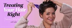 Linda ~ Treating your Hair Right  http://www.marlaydrive.com/how-to-spa-day-for-your-hair-part-ii.html