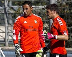 Iker Casillas: Keylor Navas has been fantastic - http://rmfc.club/player-news/iker-casillaskeylor-navas-fantastic-935/