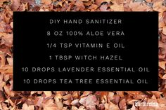 It is that time of year again to protect yourself and loved ones from those pesky fall germs. Try this diy hand sanitizer that is less harsh on your skin and smell great! Essential Oils Online, Essential Oil Carrier Oils, 100 Pure Essential Oils, Essential Oil Diffuser Blends, Pure Oils, Tea Tree Essential Oil, Essential Oil Uses, Vitamin E Oil, Hand Sanitizer