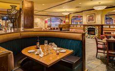 Mantles Restaurant in the Sun Peaks Grand