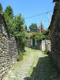 Agrafa near Karpenissi, Evritania region ~~~ Central Greece