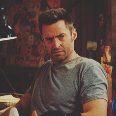 "HughJackman ! on Instagram: ""Hugh #hughjackman | #logan #wolverine | #xmen | #marvel"" • Instagram Hugh Michael Jackman, Hugh Jackman, Logan Wolverine, Wolverine Movie, Eddie The Eagle, Hottest Male Celebrities, Celebs, The Greatest Showman, White Man"