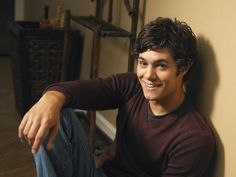 Adam Brody! He will always be Seth Cohen in my mind.