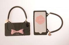 Custodie iPhone Cliché cover a forma di borsetta