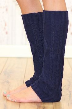 Purple Cable Knit Leg Warmer $15 #nanamacs #boots #legwarmer #cozy #winter #gift #christmas