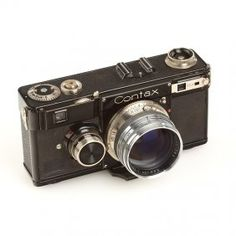 Contax I Type 7, SN: Y.34080, 1935