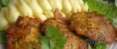 Recept Kuřecí kari placičky s cuketou Zucchini Lasagne, Zucchini Puffer, Tandoori Chicken, Low Carb, Meat, Ethnic Recipes, Food, Maggi Seasoning Sauce, Schnitzel Recipes