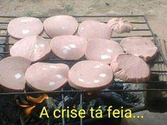 A crise atingiu o Brasil e também o seu churrasco.   20 imagens que representam…
