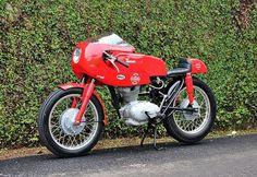Ducati 125 Sport Cafe Racer