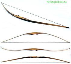 Fergusson longbow, extra markolattal - Férfias játékok webáruháza - webáruház, webshop