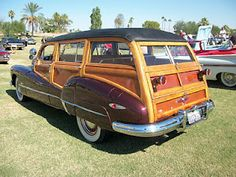 Later 40s Buick Wagon
