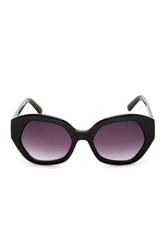 7f1a023141 Gafas. See more. Steve Madden Oversized Geo Sunglasses Shady Lady, Cool  Eyes, Creative Inspiration, Geo,