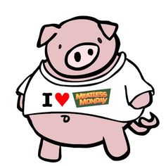Do YOU endorse Pin this if you support cutting out meat one day a week for your health and the health of the planet! East Asian Countries, Monday Inspiration, Meatless Monday, For Your Health, Plant Based Recipes, Health And Nutrition, I Love Food, Hello Kitty, Pig Pig