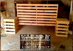 Headboard and pedestal combo.  Affordable, custom built, wooden furniture. Designed by you, built by us. For more info, contact 0834376919 or naileditpallets@gmail.com. #headboard #headboarddesign #headboardandpedestal #pedestals #customheadboard #customheadboards #palletfurnituredurban #custompalletfurniture #nailedpalletfurnituredurban #naileditcustombuiltpalletfurniture #nailedcustompalletfurniture