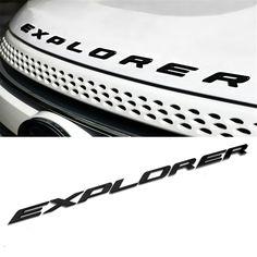$15.22 (Buy here: https://alitems.com/g/1e8d114494ebda23ff8b16525dc3e8/?i=5&ulp=https%3A%2F%2Fwww.aliexpress.com%2Fitem%2Ffor-Ford-Explorer-3D-EXPLORER-Letters-Sticker-Hood-Emblem-Logo-Stickers-Car-Styling-Black-Silver-Chrome%2F32717909719.html ) for Ford Explorer 3D EXPLORER Letters Sticker Hood Emblem Logo Stickers Car Styling Black Silver Chrome 2011 2012 2013 2014 2015 for just $15.22
