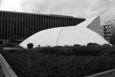 Oscar Niemeyer, Opera House, France, Explore, Travel, Viajes, Traveling, French, Trips