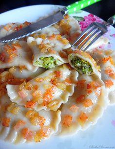 Easter Dishes, Kielbasa, Polish Recipes, Mozzarella, Tortellini, Dumplings, Macaroni And Cheese, Vegetarian Recipes, Good Food