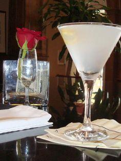 Georgia peach cocktail: Photo and recipe courtesy of Jekyll Island Club Hotel: 1/4 cup premium vodka  2 tablespoons peach schnapps  1 tablespoon orange liqueur (recommendation: Cointreau)  fresh orange peel (optional garnish)  1. Mix vodka, peach schnapps and orange liqueur in a cocktail shaker.  2. Garnish with fresh orange peel (optional).  Recipe yields one drink per ingredient set.