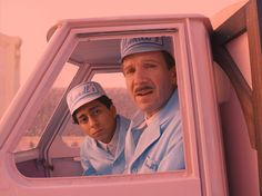 """fashion-and-film: """" The Grand Budapest Hotel (2014) """""""