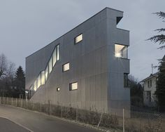 Rovereaz housing, Lausanne 2014