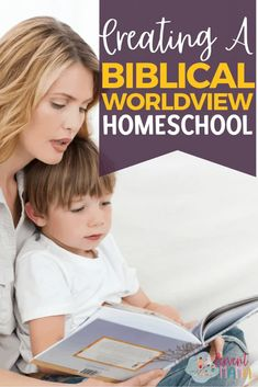 As a Christian mom, I believe that it's important for Christians to know and have a solid understanding of a Biblical worldview and it's especially important to know how to defend it. I's our job to bring our children up in the admonition of the Lord according to Ephesians 6:4. This is why Biblical Worldview Homeschooling is Important for Christians. Biblical Marriage, Ephesians 6, Free Library, Christians, Homemaking, Homeschooling, How To Start A Blog, Believe, Lord