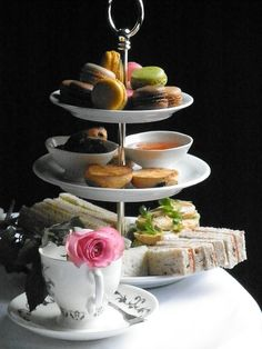 Afternoon Tea at Hush, Mayfair. £24.75 - AfternoonTea.co.uk
