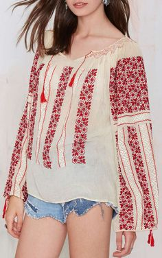 Ukraine , from Iryna Folk Clothing, Tribal Clothing, Folklore, Festival Accessories, Traditional Fashion, Folk Costume, Embroidered Blouse, Festival Outfits, Colorful Fashion