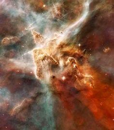 Star Birth in the Carina Nebula