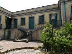 ANCIENT VILLA IN THE CENTER OF VIBO VALENTIA