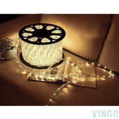 LED Lichtschlauch Lichterkette Lichterschlauch Dekolicht Fensterbeleuchtung