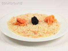 Risotto al salmone e caviale: Ricette di Cookaround | Cookaround