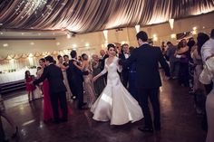 Igor & Pauline's Wedding #bride #groom #wedding #ballroom #melbourne #dance #sanremoballroom