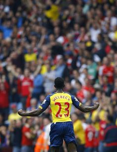 Welbeck gets off the mark for Arsenal - Sep. 20, 2014