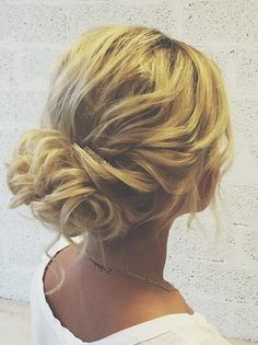 coiffure chignon mariage cheveux fins coiffure mariage pinterest coiffures chignons et. Black Bedroom Furniture Sets. Home Design Ideas