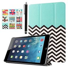 iPad Mini Case, iPad Mini Retina Case - ULAK Super Slim Trifold Smart Cover for iPad Mini & iPad Mini with Retina Display with Auto Sleep/wake Function (Pattern-FOLLOW THE SKY) ULAK http://www.amazon.com/dp/B00HI81JEI/ref=cm_sw_r_pi_dp_3GuZub1WFS3EJ