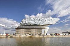 Port House, Anversa, 2016 - Zaha Hadid Architects