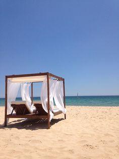 - Rent a cabana on nearby Salema beach Parque da Floresta Santo Antonio Golf Resort. Salema, Algarve, Portugal http://www.parquedaflorestagolfhouse.com