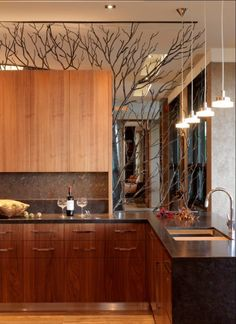 colorful kitchen cabinets 2340 best metal tree wall ideas images metal tree 2340