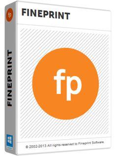 FinePrint 8 Crack Keygen Incl Serial Key Full Free Download