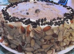 Marvelous Casatta/Cannoli Cake Recipe❤