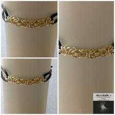 Sterling Silver Byzantine chain Bracelets #HandmadeJewelry #ChainmaillePattern #ByzantineBracelets #SilverBracelets #ByzantineMaille #MadeInNorway #ChainmailleJewelry #UnisexBracelets #ManBracelets #GiftForHim Chain Bracelets, Silver Bracelets, Bracelets For Men, Handmade Jewelry, Unique Jewelry, Handmade Gifts, Chainmaille, Byzantine, Jewelry Making