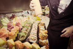 Sushi's elaboration #bfor #ibiza #stunning #ourdishes