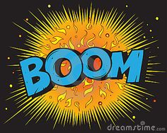 Explosion Cartoon Stock Photos Images, Royalty Free ...