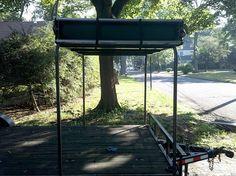 Trailer Double Deck Stacker Camper Ideas Atv Trailers